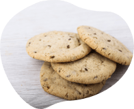 Multiseed Cookies