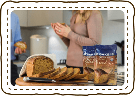 Gluten Free Multiseed Bread Mix