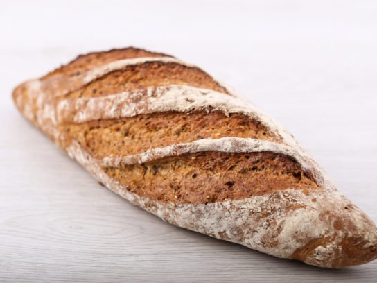 How To Make Multiseed Artisan Bread