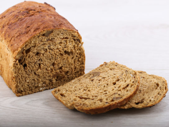 How To Make a Date & Walnut Multiseed loaf of bread