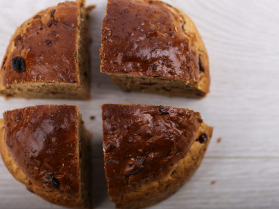 How To Make Multiseed Panettone Bread