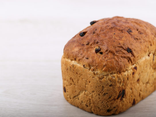 How To Make Multiseed Raisin & Cranberry Bread Loaf